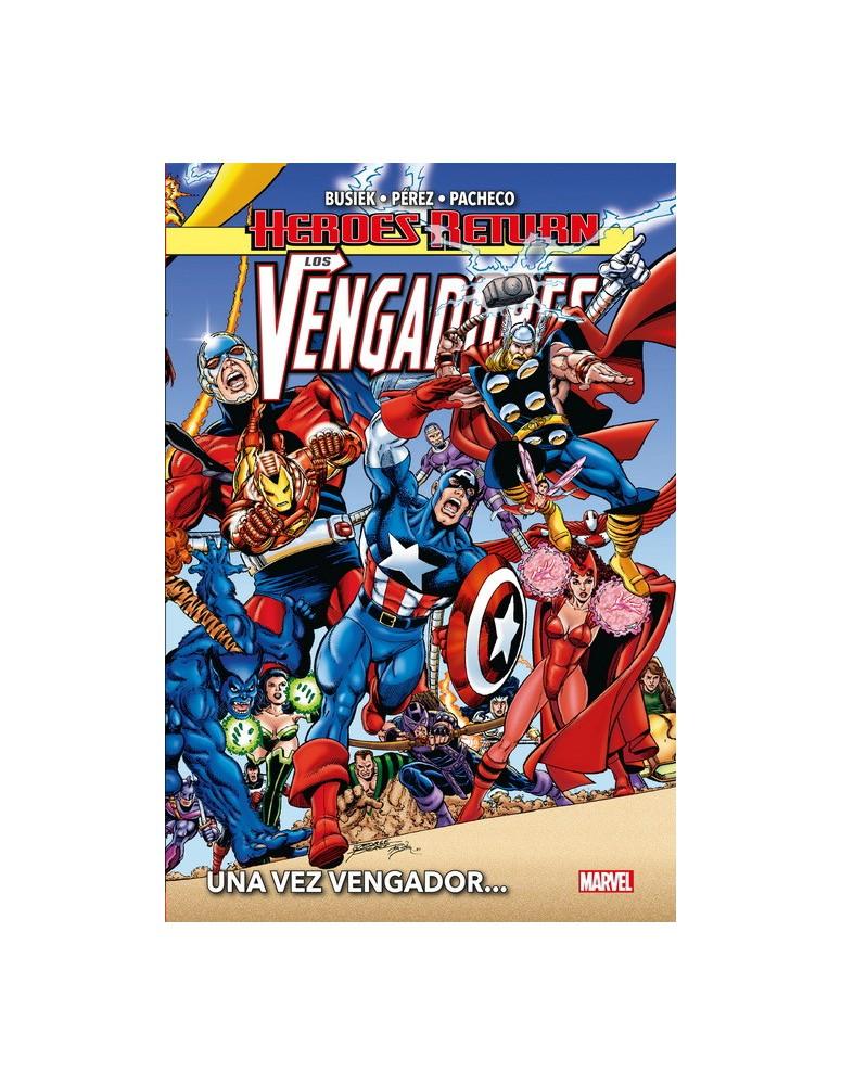 HEROES RETURN - LOS VENGADORES 1: UNA...