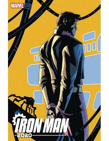 IRON MAN 2020 3 (OF 6)