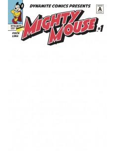 MIGHTY MOUSE 1 CVR K BLANK...