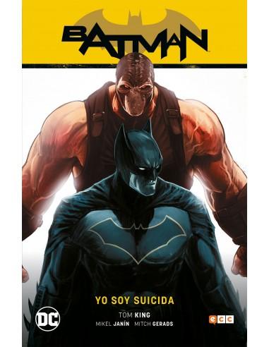 Batman de Tom King: YO SOY SUICIDA