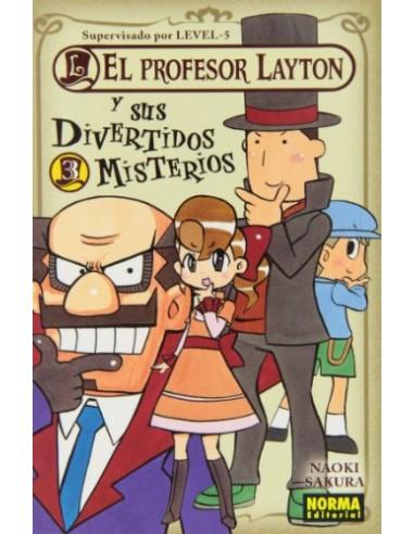 EL PROFESOR LAYTON Y SUS DIVERTIDOS...
