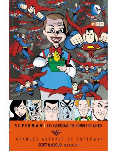 GRANDES AUTORES SUPERMAN: LAS...
