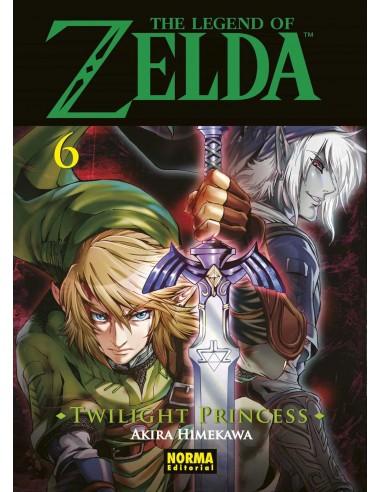 THE LEGEND OF ZELDA: TWILIGHT...