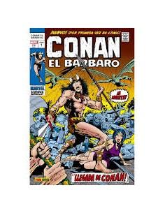 CONAN EL BÁRBARO, LA ETAPA...