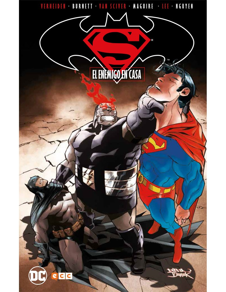 Superman/batman vol.03: El enemigo en...