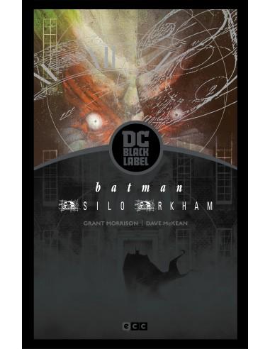 DC BLACK LABEL : BATMAN ASILO ARKHAM