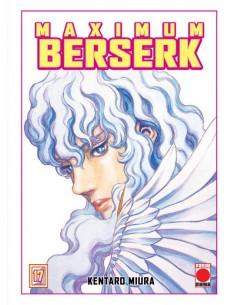 MAXIMUM BERSERK Nº 17