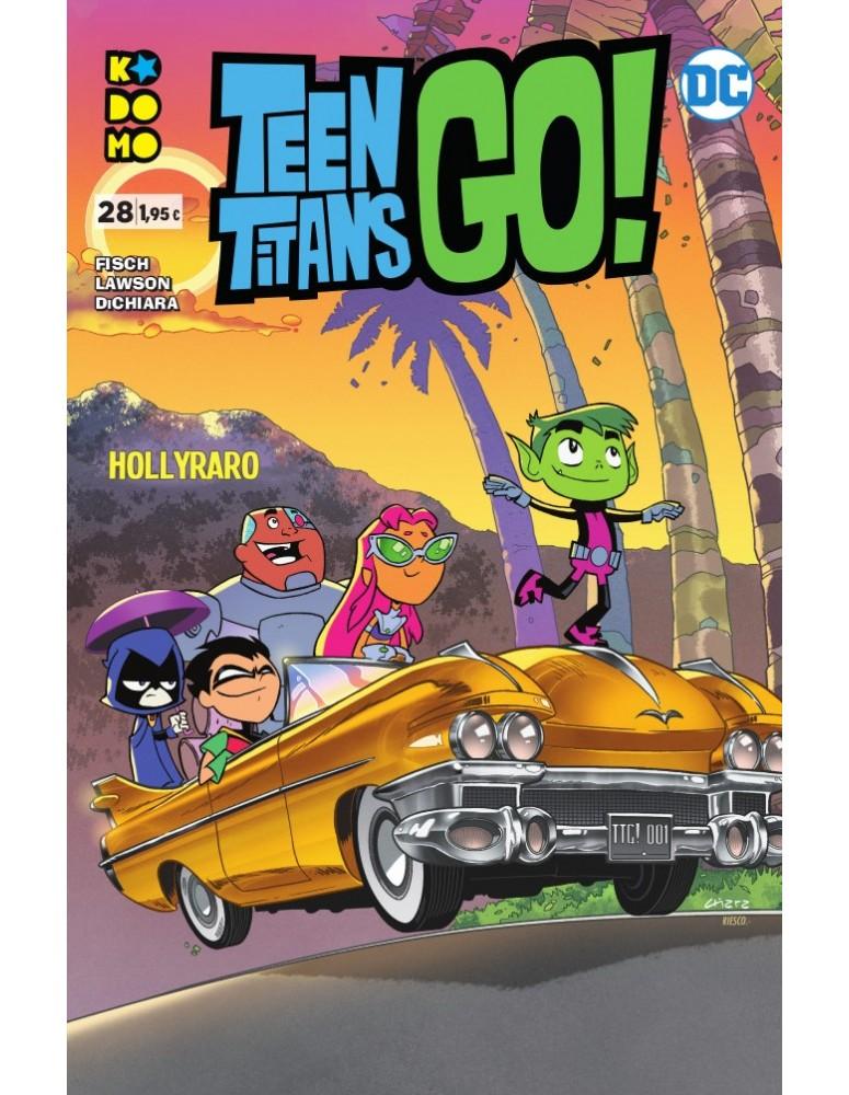TEEN TITANS GO! Nº 28
