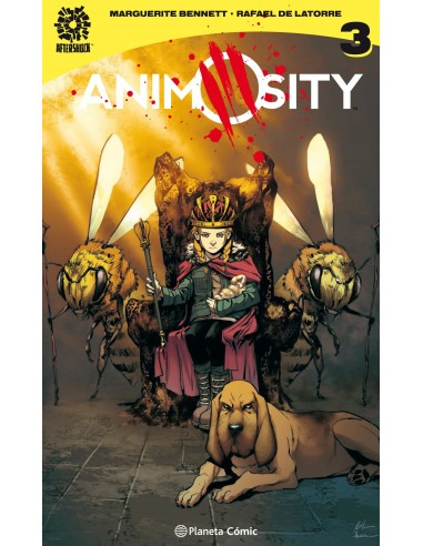 ANIMOSITY Nº 03