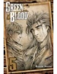 GREEN BLOOD (VOL. 5 TOMO...