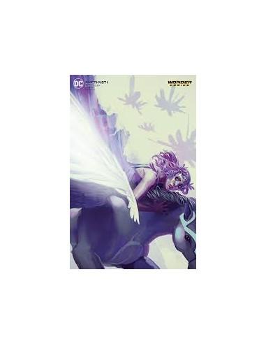 DC: AMETHYST Nº 01 CARD STOCK...