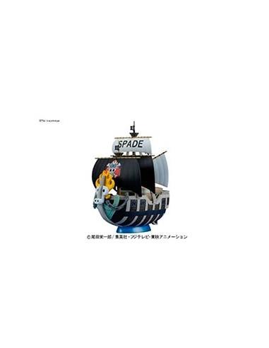 SPADE PIRATE'S SHIP MODEL KIT FIGURA...