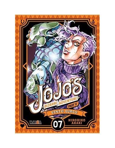 JOJO'S BIZARRE ADVENTURE PARTE 5:...