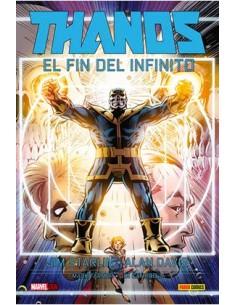 THANOS: EL FIN DEL INFINITO...