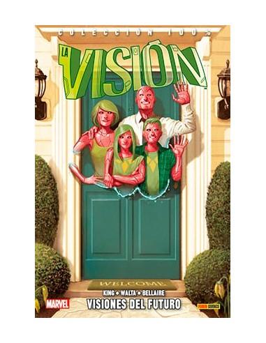 LA VISION 01: VISIONES DEL FUTURO