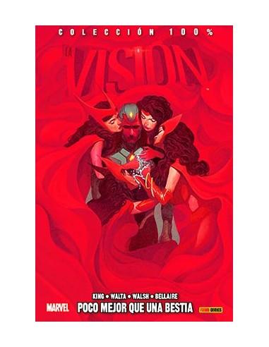 LA VISION 02: POCO MEJOR QUE UNA BESTIA