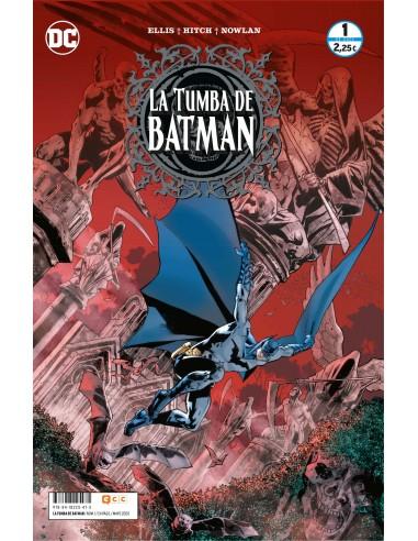 LA TUMBA DE BATMAN 01 DE 12