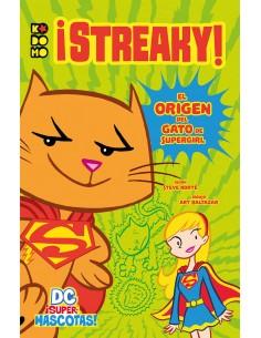DC SUPERMASCOTAS: ¡STEAKY!