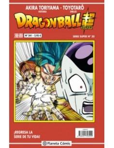 DRAGON BALL SERIE ROJA Nº 241