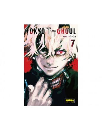TOKYO GHOUL Nº 07