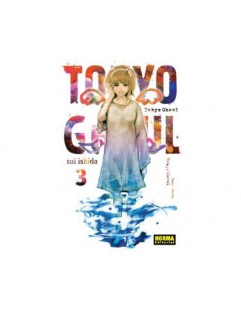 TOKYO GHOUL Nº 03