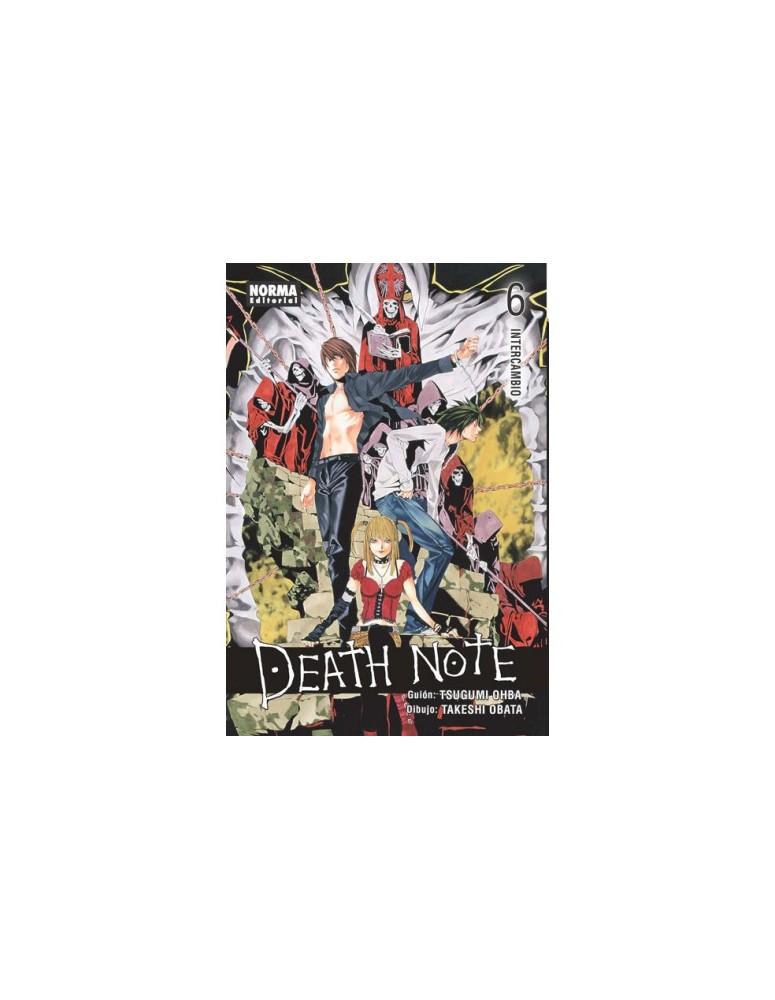 DEATH NOTE Nº 06
