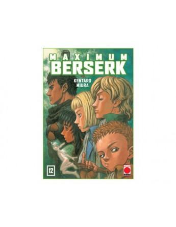 MAXIMUM BERSERK Nº 12