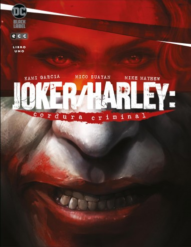 JOKER/HARLEY: CORDURA CRIMINAL VOL. 1...