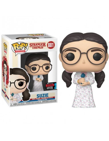 FUNKO POP Stranger Things Suzie...