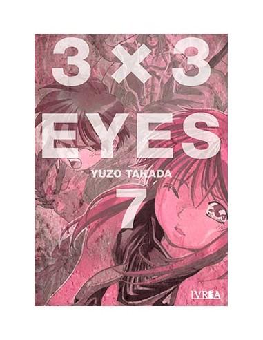 3x3 EYES VOL 07