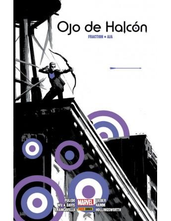 OJO DE HALCON OMNIBUS