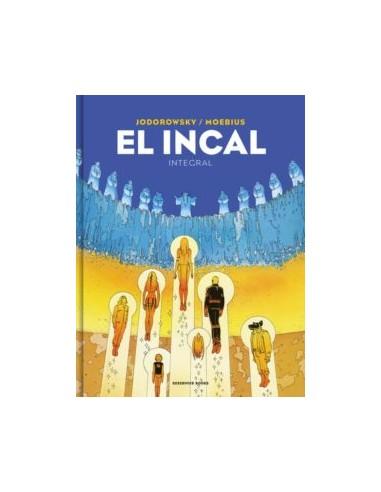 EL INCAL (INTEGRAL)