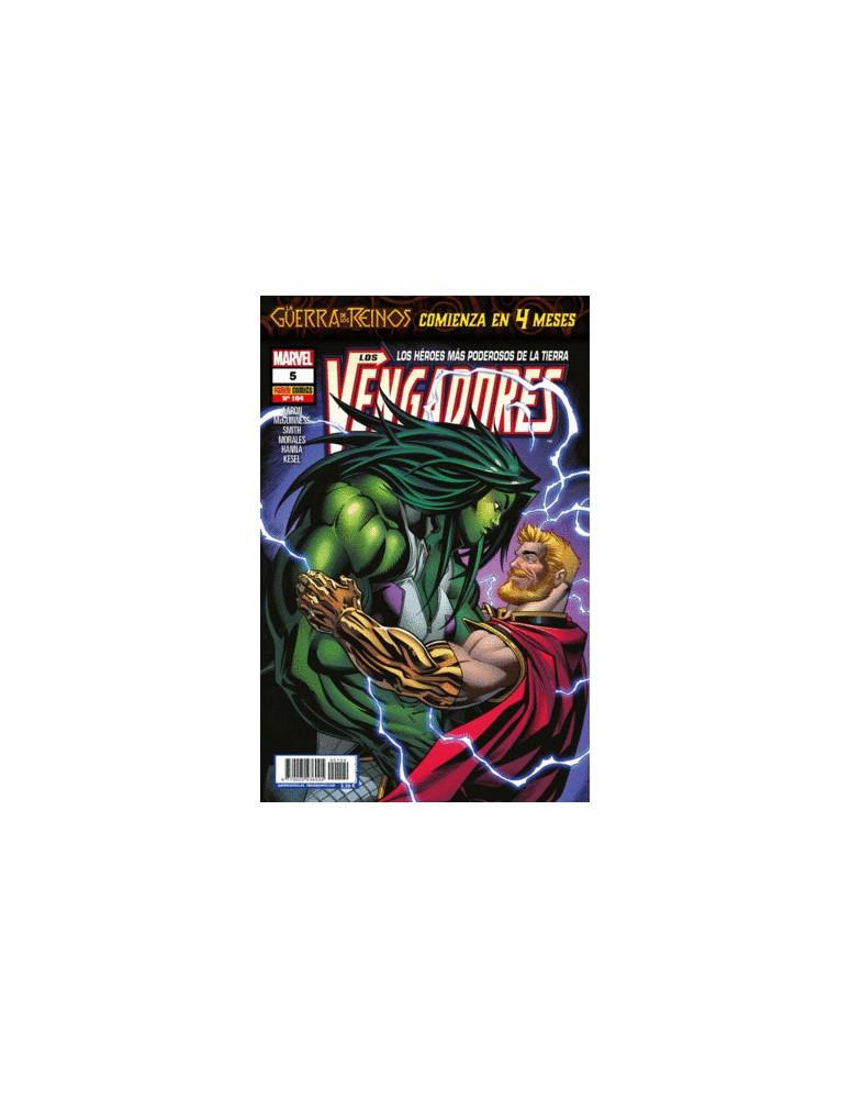 Los Vengadores Nº 05 / 104
