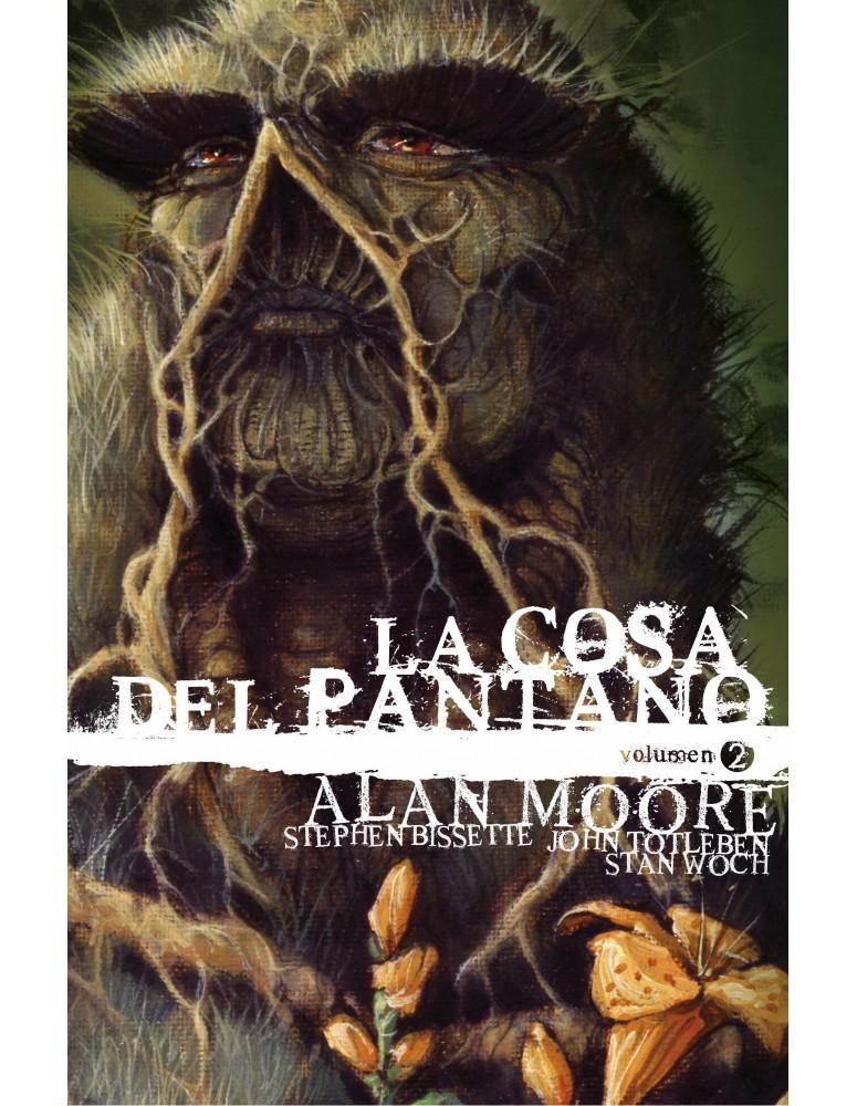La Cosa del Pantano de Alan Moore...