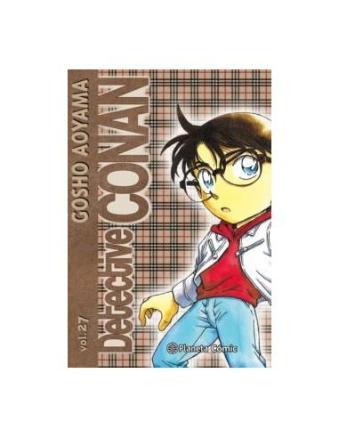 DETECTIVE CONAN Nº 27 (NUEVA EDICION)