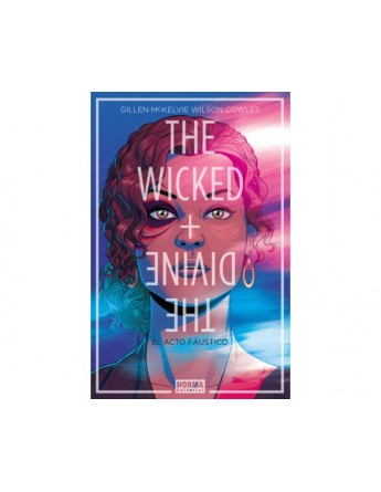 THE WICKED + THE DIVINE 1:...