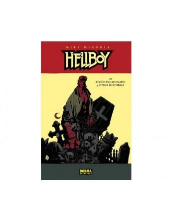 HELLBOY 3: EL ATAUD...