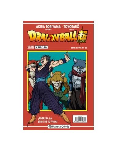 DRAGON BALL SERIE ROJA Nº 243