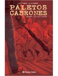 PALETOS CABRONES Nº 01