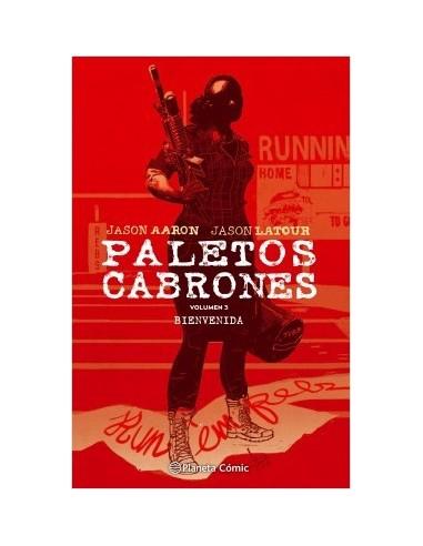 PALETOS CABRONES Nº 03