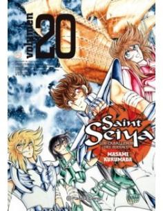 SAINT SEIYA Nº 20