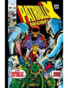 LA PATRULLA-X ORIGINAL 3....