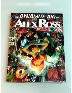 DYNAMITE ART OF ALEX ROSS