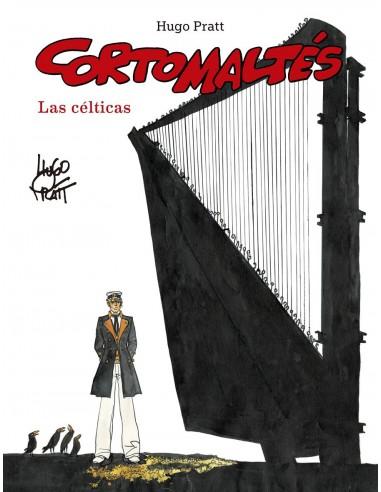 CORTO MALTES: LAS CELTICAS (ED. COLOR)