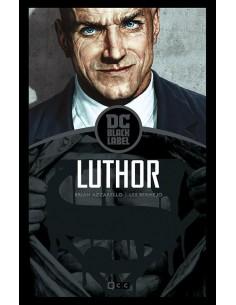LEX LUTHOR ( BIBLIOTECA DC...