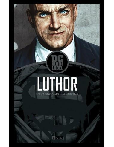 LEX LUTHOR ( BIBLIOTECA DC BLACK LABEL)