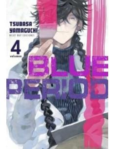 BLUE PERIOD Nº 04