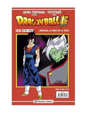 DRAGON BALL SERIE ROJA Nº 231