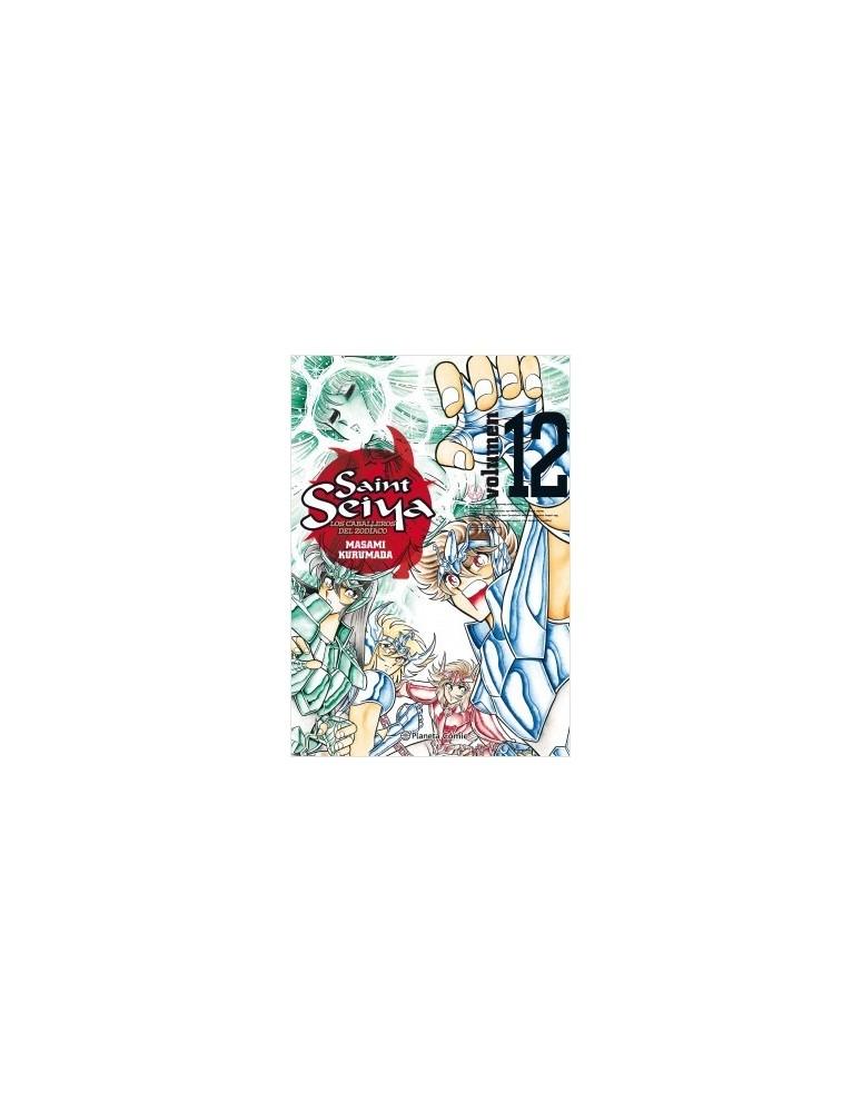 Saint Seiya Nº 12