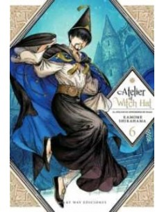 ATELIER OF WITCH HAT VOL. 06